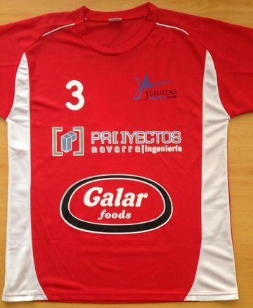 TEMPORADA 2017/2018 – PROYECTOS NAVARRA, patrocinará al Club Deportivo San Ignacio