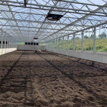 Visita Instalaciones Secado Solar Lodos Alemania para Proyecto MANCOMUNIDAD COMARCA PAMPLONA